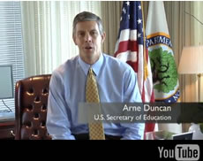 "Arne Duncan ""I Am What I Learn"" Contest"