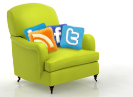 Social-media-sofa