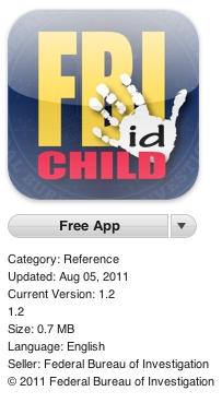 FBI Kid App