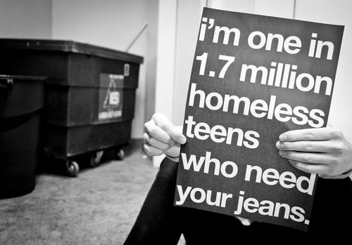Jeans For Homeless Teens 47