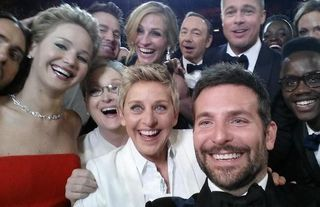 Ellen.selfie
