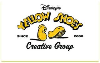 Disney-yellow-shoes-creative-group-derek-e-baird