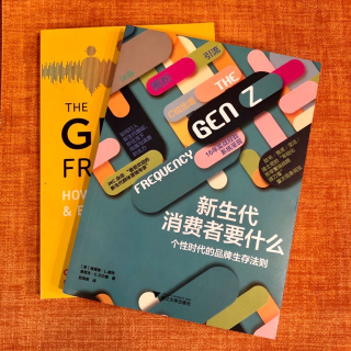 Gen Z Frequency Derek E Baird Chinese Language Edition